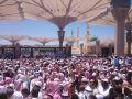 تشييع جنازة الشيخ محمد أيوب والحزن يخيم على الروهنجيين في العالم