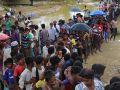 """""""الهجرة الدولية"""": مجموع اللاجئين الروهنغيا في بنغلادش وصل إلى 820 ألفا"""