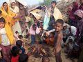 مخيمات اللاجئين الروهنجيين تفتقر إلى أدنى مقومات الحياة