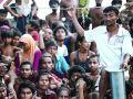 """اللاجئون """"الروهينجا"""" في الهند.. مخيمات متهالكة وجامعو قمامة.. ويُتاجَر بنسائهم في الأسواق السوداء"""