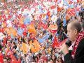 """""""العدالة والتنمية"""" يستعيد الغالبية المطلقة في البرلمان التركي"""