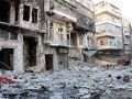 منظمة حقوقية: نحو 10 ملايين لاجئ سوري داخل البلاد وخارجها