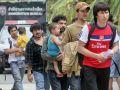 """الصين تعاقب اللاجئين """"اليغور"""" بتايلاند بالغرامة والاحتجاز"""