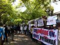مظاهرات في نيودلهي للروهنجيا احتجاجا على الوضع في أراكان