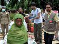هيئة الإغاثة التركية تواصل مساعداتها لمسلمي أركان بإندونيسيا