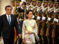 الصين تتعهد بدعم عملية السلام المعلقة في ميانمار