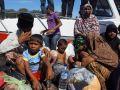 حكومة ميانمار تمنع عائلات مسلمة من العودة إلى منازلهم