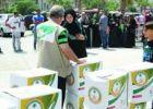 السعودية تحتل المركز السابع دوليا في تقديم الإغاثة