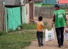 (İHH) التركية تقدّم مساعدات لـ1.2 مليون مسلم روهنغي في عام