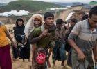 حملة الشيخة فاطمة الإنسانية تكثف مهامها لإغاثة لاجئي الروهين ...