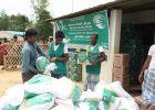 «سلمان للإغاثة» يواصل توزيع السلال الغذائية للاجئين الروهينج ...