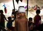 اليونيسف: 12 ألف طفل روهنجي يفرون إلى بنغلاديش أسبوعيا بسبب ...