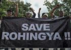 Burma: 'Stop violence against the Rohingya'