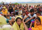 ميانمار تطالب بنغلاديش بوقف المساعدات للروهنغيا بالمنطقة الع ...