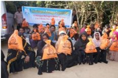 مجلس (ERC) يقدم مساعدات إنسانية للاجئين الروهنجيين في بنجلاديش