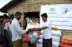 عيد الخيرية: إغاثة 1400 أسرة من ميانمار بتكلفة 400 ألف ريال