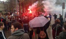 فرنسا: مظاهرات تطالب بطرد المسلمين من فرنسا