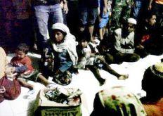 البحرية الإندونيسية تنقذ 63 لاجئاً روهنجيا جديداً في أتشيه الشرقية