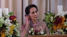 زعيمة ميانمار: كان بالإمكان التعامل بشكل أفضل مع أزمة الروهنغيا