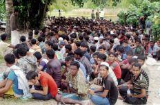 تايلند تعتقل مئات الروهنجيا وترحلهم إلى ميانمار
