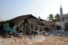 الأسر بحاجة إلى مساعدة رغم عودة الهدوء إلى ميكتيلا في ميانمار