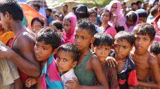 منع عمال إغاثة من دخول مخيم للنازحين المسلمين في ولاية أراكان