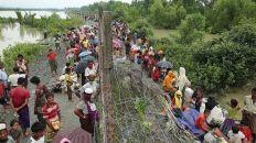 """ميانمار.. مصرع 4 أطفال وإصابة 6 آخرين في انفجار لغم بأراكان وفق صحيفة """"ميانمار تايمز""""."""