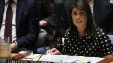 نيكي هيلي: واشنطن مستعدة لتحميل المتورطين في جرائم ميانمار مسؤولية أعمالهم