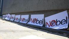 """من """"سوتشي"""" إلى الاتحاد الأوروبي.. حين انحرفت """"نوبل"""" عن السلام"""