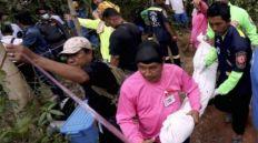 ماليزيا تزيل قبوراً جماعية.. وتايلاند تبحث عن مهاجرين عالقين في البحر