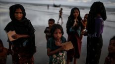 بنغلاديش تبدأ التسجيل الرسمي للاجئي الروهنغيا