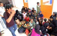 العثور على 117 لاجئاً روهنجياً في ماليزيا بينهم 24 طفلاً و21 امرأة