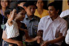 محامو صحفيي رويترز يطلبون من محكمة في ميانمار إسقاط الدعوى ضدهما
