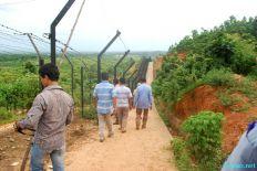 ميانمار تغلق حدودها مع بنجلادش بعد هجمات على مراكز شرطة