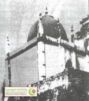 مسجد بدر مقام التاريخي في أكياب وقد بني قديما في أراكان