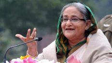 رئيسة وزراء بنجلاديش تطالب بمعاقبة مهربي المهاجرين من بلادها