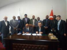 اللجنة العليا للإغاثة السودانية توقع مذكرة تفاهم في تركيا لإغاثة الروهينجيا