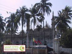 مسجد شوداغر في أكياب بني في القرن العاشر الميلادي