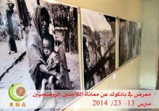 معرض في بانكوك عن معاناة اللاجئين الروهنجيين
