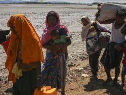 تقرير أممي: معظم اللاجئات الروهنغيات تعرضن لاعتداءات جنسية