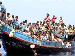 رصد قارب يحمل أكثر من 500 مهاجر قبالة ماليزيا