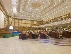 برلمان ميانمار يختار رئيسا جديدا للبلاد