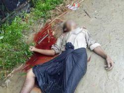 عسكر بورما يتقلون الروهنجيا على الهوية