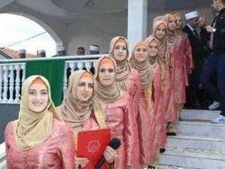"""تركيا تتوج 26 حافظة للقرآن الكريم بمدينة """"أرزوروم"""""""