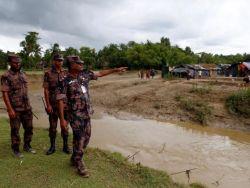 بنجلادش تحذر ميانمار من انتهاك مجالها الجوي وسط أزمة اللاجئين