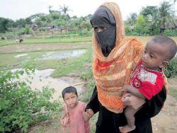 مقتل حوالي 400 مع تصعيد جيش ميانمار حملته ضد الروهينجا
