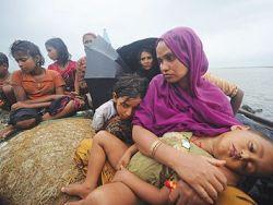 تراجع عمليات المتاجرة بمهاجري الروهينغيا في تايلند وماليزيا
