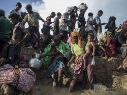 الاغتصاب سلاح قوات أمن ميانمار ضد مسلمات الروهينغا
