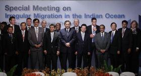 """ميانمار وبنجلاديش توافق على معالجة """"الأسباب الجذرية"""" لنزوح المهاجرين"""