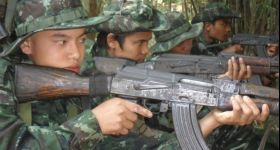 Arakan Army claims capture of Tatmadaw captain in fighting